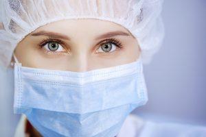 mascherine facciali ad uso medico
